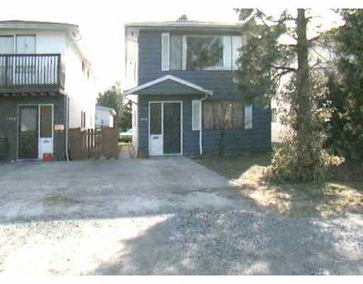 Main Photo: 1960 FRASER AV in Port_Coquitlam: Glenwood PQ House for sale (Port Coquitlam)  : MLS® # V283174