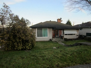Main Photo: 554 AMESS Street in New Westminster: The Heights NW House for sale : MLS(r) # V1096100