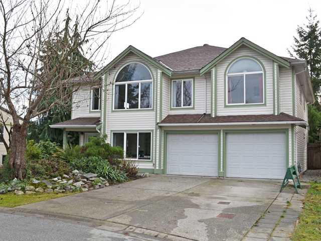 "Main Photo: 1736 PEKRUL Place in Port Coquitlam: Lower Mary Hill House for sale in ""LOWER MARY HILL"" : MLS® # V1096781"