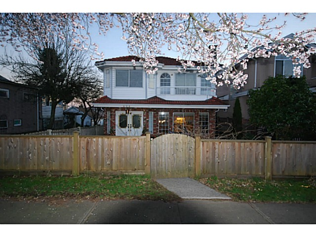 Main Photo: 408 E 56TH Avenue in Vancouver: South Vancouver House for sale (Vancouver East)  : MLS® # V1107104
