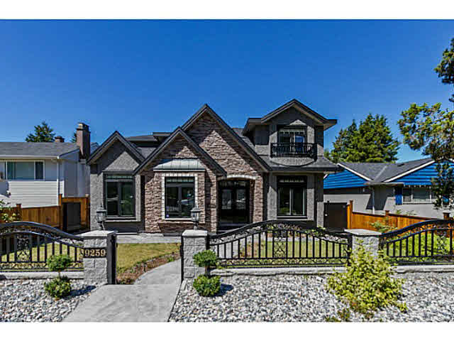 Main Photo: 9259 HOLMES Street in Burnaby: The Crest House for sale (Burnaby East)  : MLS® # V1139798