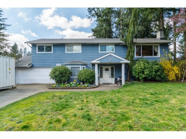 "Main Photo: 4119 204B Street in Langley: Brookswood Langley House for sale in ""BROOKSWOOD"" : MLS® # R2048976"