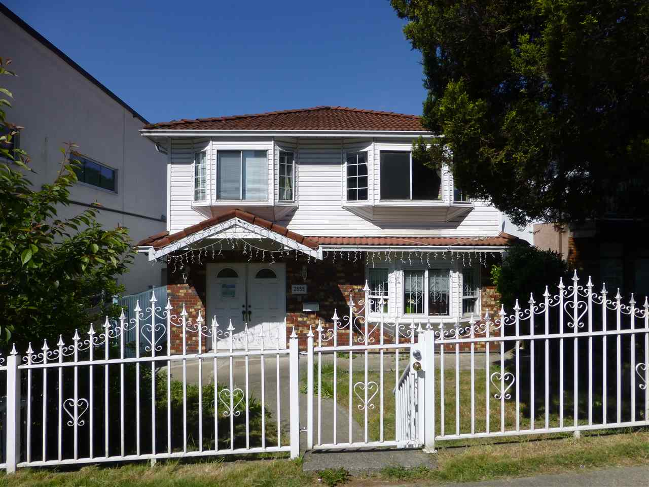 Main Photo: 2655 RENFREW Street in Vancouver: Renfrew VE House for sale (Vancouver East)  : MLS® # R2067647