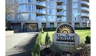 "Main Photo: 2001 200 NEWPORT Drive in Port Moody: North Shore Pt Moody Condo for sale in ""NEWPORT VILLAGE"" : MLS(r) # R2094912"