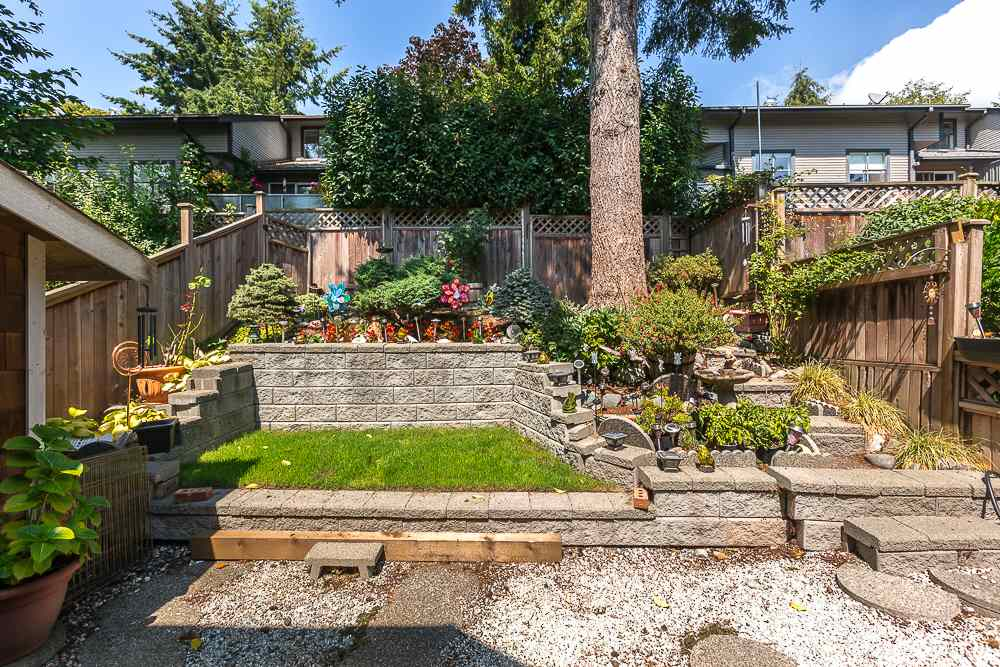 "Main Photo: 8127 LAVAL Place in Vancouver: Champlain Heights Townhouse for sale in ""CARTIER PLACE"" (Vancouver East)  : MLS®# R2098686"