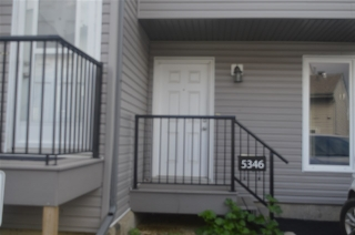 Main Photo: 5346 38A Avenue in Edmonton: Zone 29 Townhouse for sale : MLS(r) # E4040945