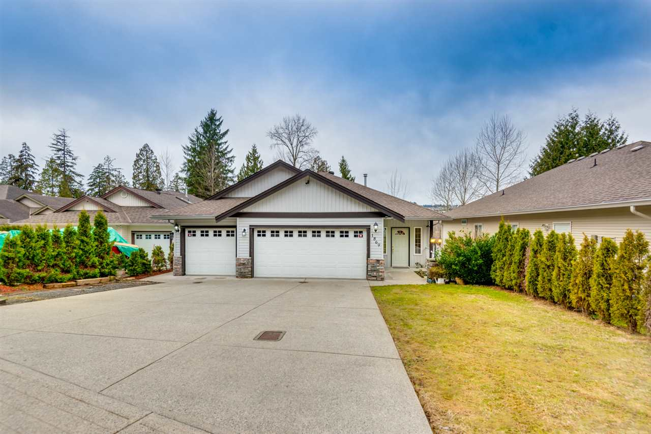 Main Photo: 1869 MARY HILL Road in Port Coquitlam: Mary Hill House for sale : MLS® # R2146332