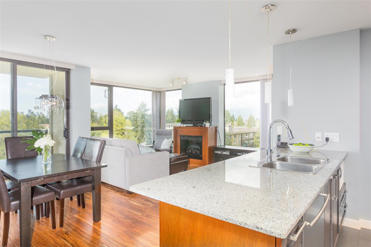 "Photo 4: 603 7088 SALISBURY Avenue in Burnaby: Highgate Condo for sale in ""HIGHGATE VILLAGE"" (Burnaby South)  : MLS(r) # R2161091"