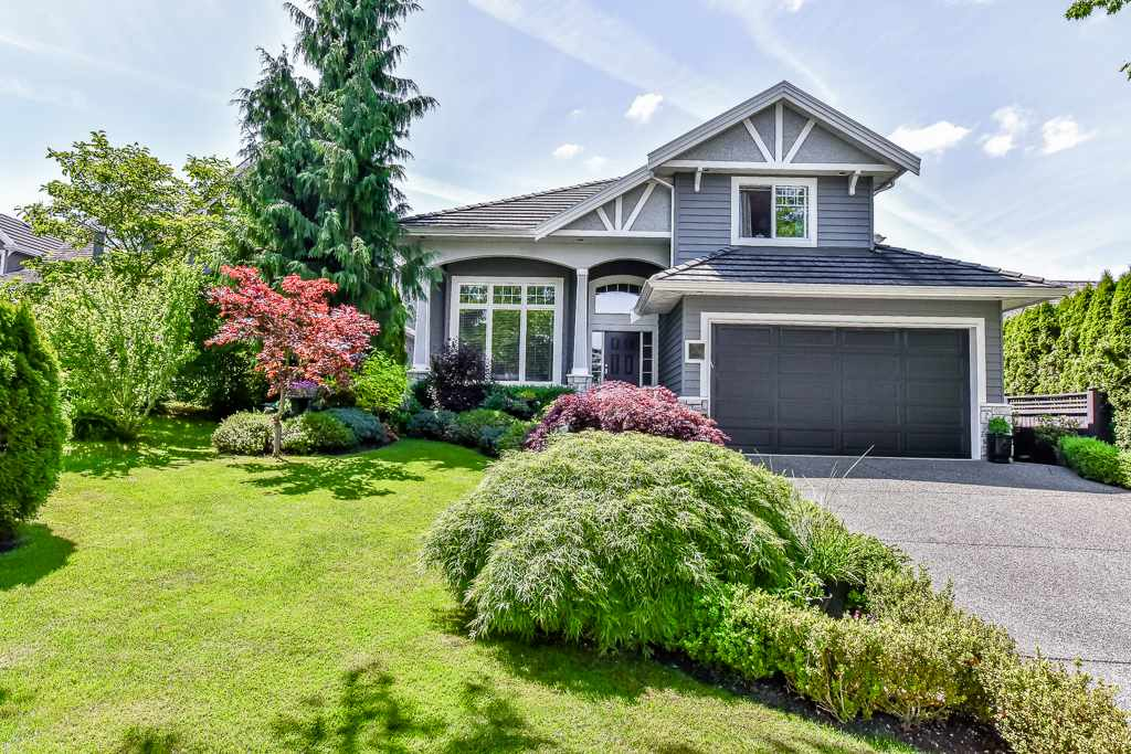 "Main Photo: 3739 155 Street in Surrey: Morgan Creek House for sale in ""ROSEMARY WYND"" (South Surrey White Rock)  : MLS® # R2172311"