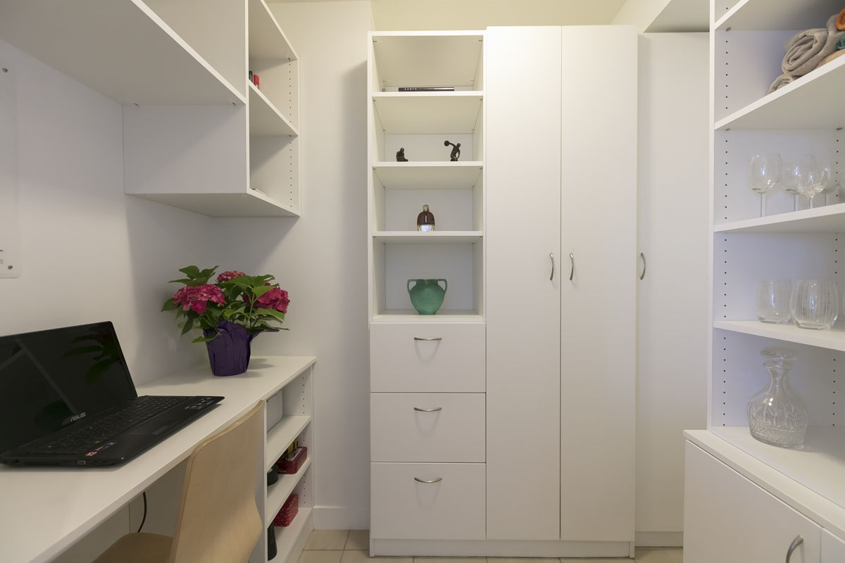 Professionally Organized Pantry & Second Office