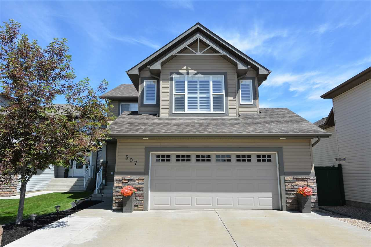 Main Photo: 507 CRANDELL Court: Sherwood Park House for sale : MLS® # E4079058