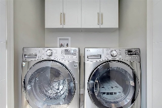 Second Floor Laundry - Steam Washer/Dryer