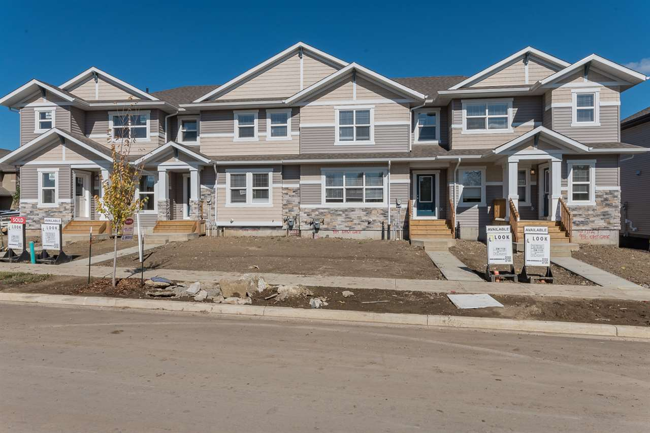 Main Photo: 932 East Gate in Edmonton: Zone 57 Attached Home for sale : MLS® # E4079505