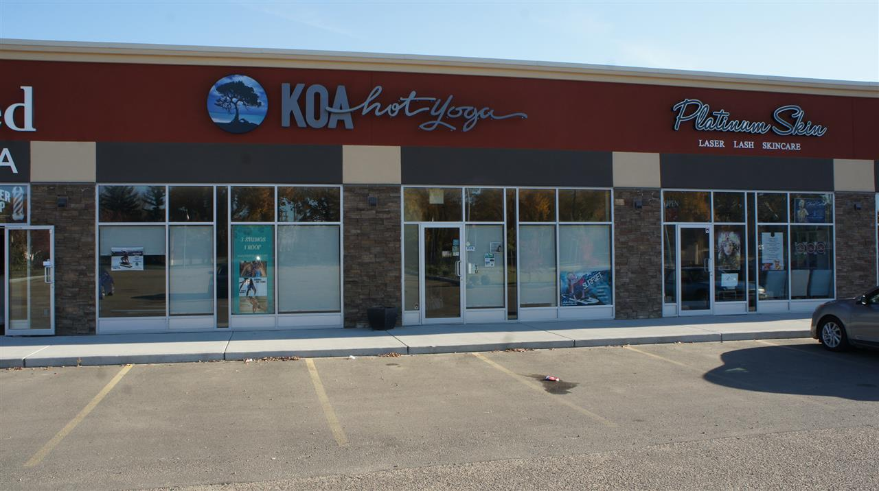 Main Photo: 307 10451 99 Avenue: Fort Saskatchewan Retail for sale or lease : MLS® # E4084913