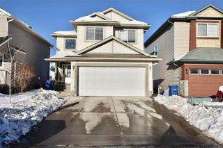 Main Photo: 784 LUXSTONE Landing SW: Airdrie House for sale : MLS® # C4160594