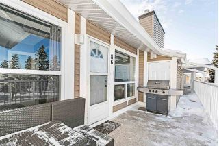 Main Photo: 86 2204 118 Street NW in Edmonton: Zone 16 Carriage for sale : MLS® # E4094812