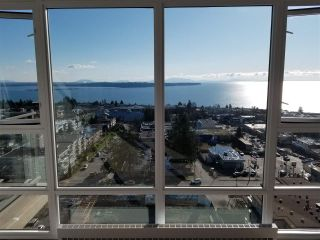 "Main Photo: 1807 1455 GEORGE Street: White Rock Condo for sale in ""Avra"" (South Surrey White Rock)  : MLS® # R2229912"