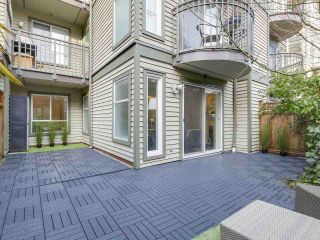 Main Photo: 106 888 W 13TH Avenue in Vancouver: Fairview VW Condo for sale (Vancouver West)  : MLS® # R2241076