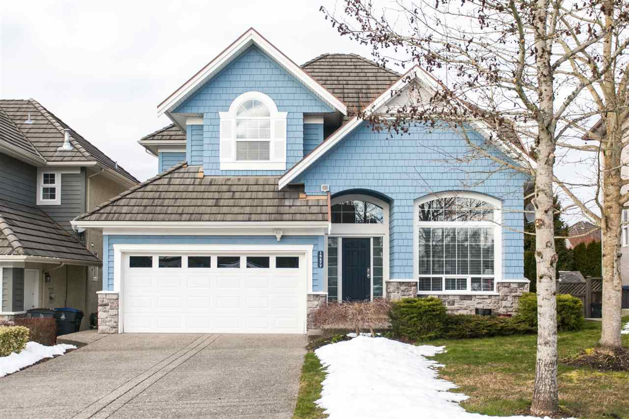 "Main Photo: 15477 34A Avenue in Surrey: Morgan Creek House for sale in ""ROSEMARY"" (South Surrey White Rock)  : MLS® # R2243082"