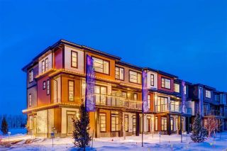 Main Photo:  in Edmonton: Zone 55 Attached Home for sale : MLS® # E4100521