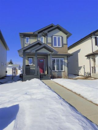 Main Photo:  in Edmonton: Zone 28 House for sale : MLS® # E4100986