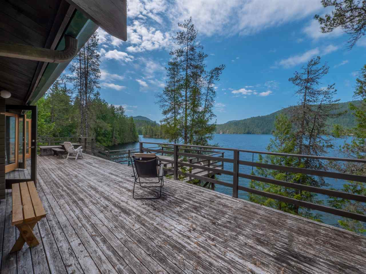 "Main Photo: Lot 2 DL 4694 SAKINAW Lake in Pender Harbour: Pender Harbour Egmont House for sale in ""Sakinaw Lake"" (Sunshine Coast)  : MLS®# R2274284"