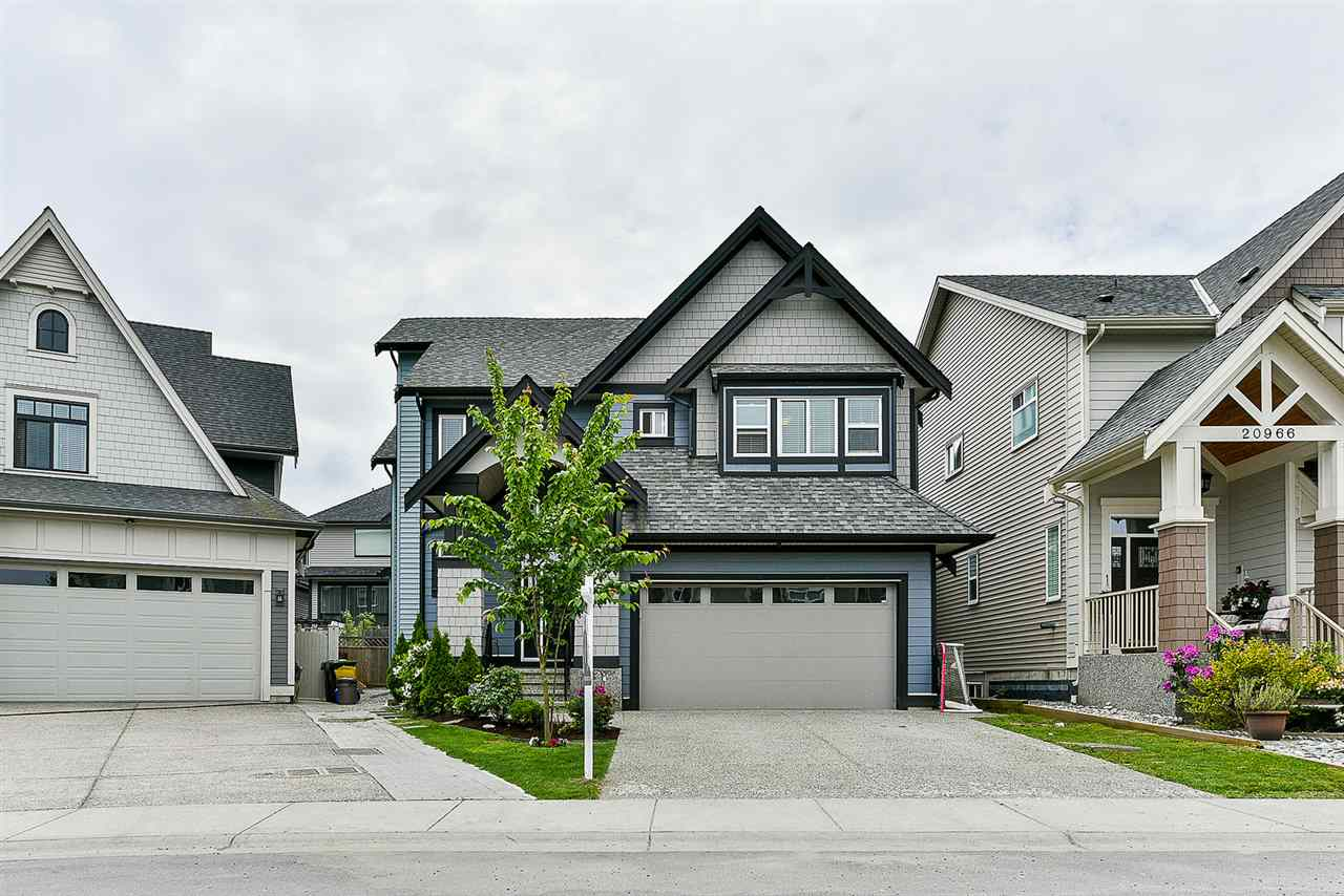 "Main Photo: 20972 80B Avenue in Langley: Willoughby Heights House for sale in ""Lynn Fripps School Catchment"" : MLS®# R2287923"