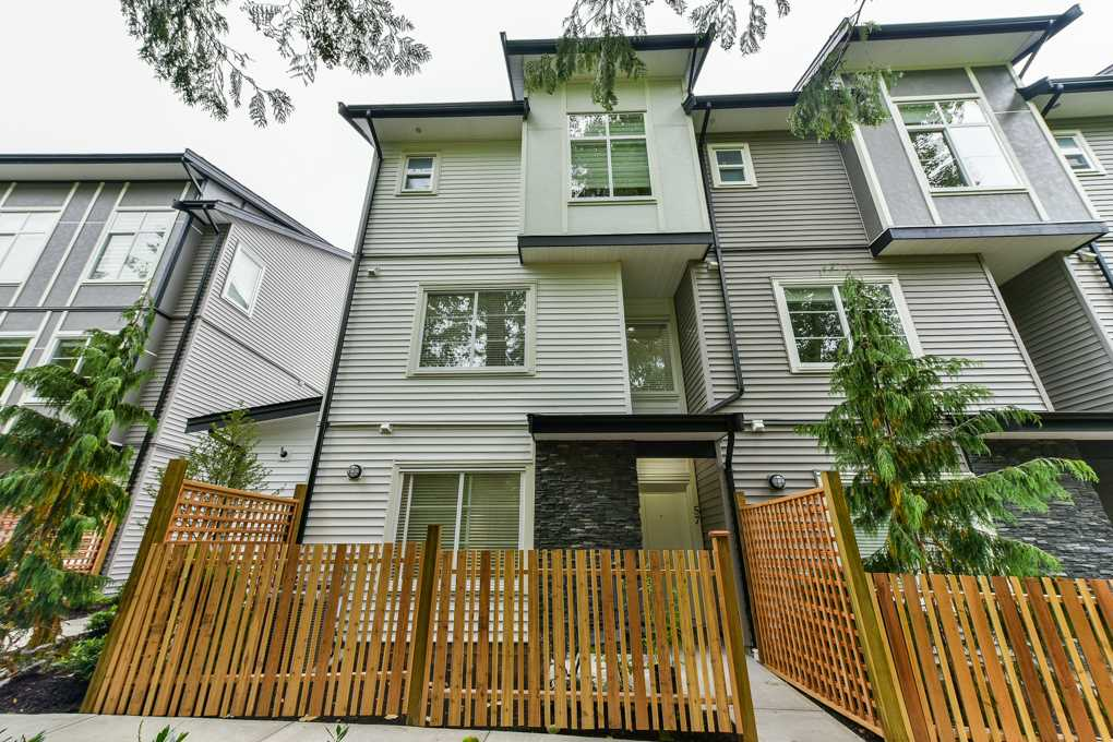 "Main Photo: 57 5867 129 Street in Surrey: Panorama Ridge Townhouse for sale in ""PANORAMA MEWS"" : MLS®# R2288197"