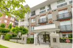 "Main Photo: 407 608 COMO LAKE Avenue in Coquitlam: Coquitlam West Condo for sale in ""GEORGIA"" : MLS®# R2306074"