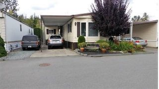 "Main Photo: 48 3300 HORN Street in Abbotsford: Central Abbotsford Manufactured Home for sale in ""GEORGIAN PARK"" : MLS®# R2307214"