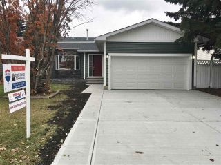 Main Photo: 4715 147A Street in Edmonton: Zone 14 House for sale : MLS®# E4132082