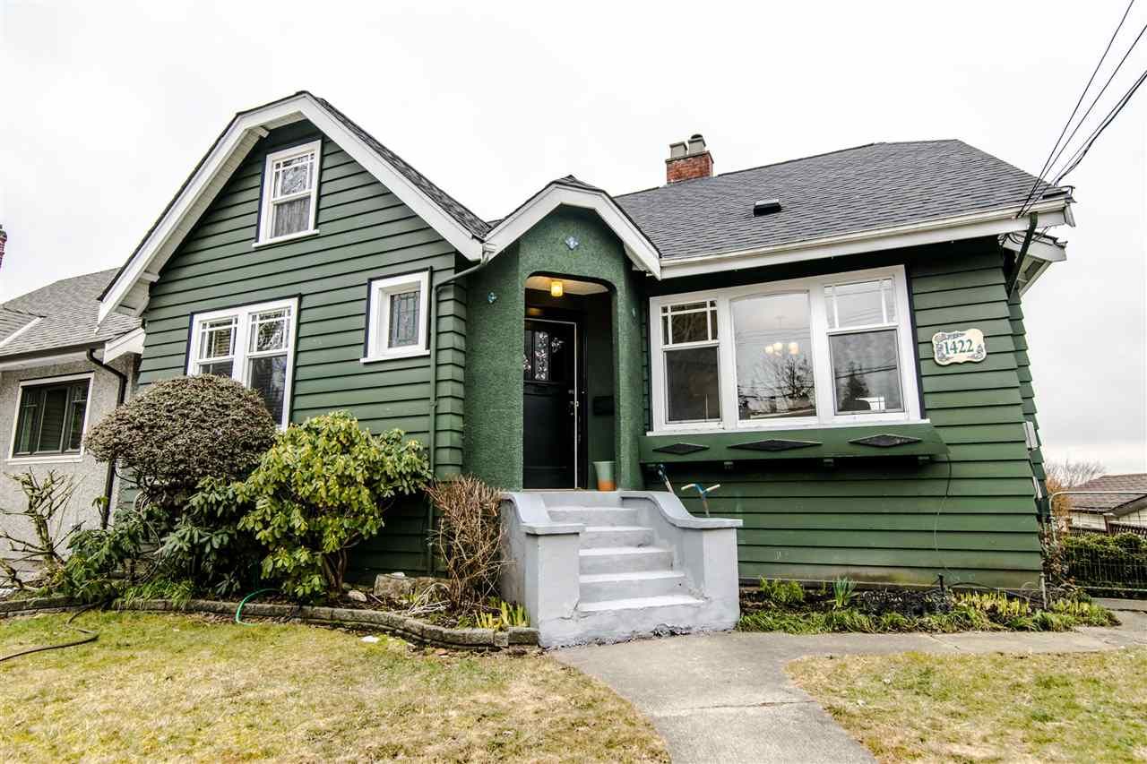 FEATURED LISTING: 1422 HAMILTON Street New Westminster