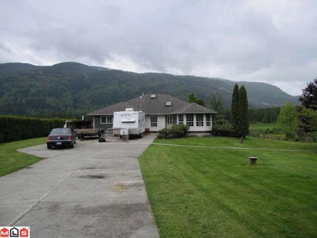 Main Photo: 38806 NICOMEN ISL TRK Road in Mission: Dewdney Deroche House for sale : MLS® # F1113995