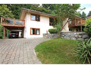Main Photo: 318 W ROCKLAND Road in North Vancouver: Upper Lonsdale House for sale : MLS® # V901430