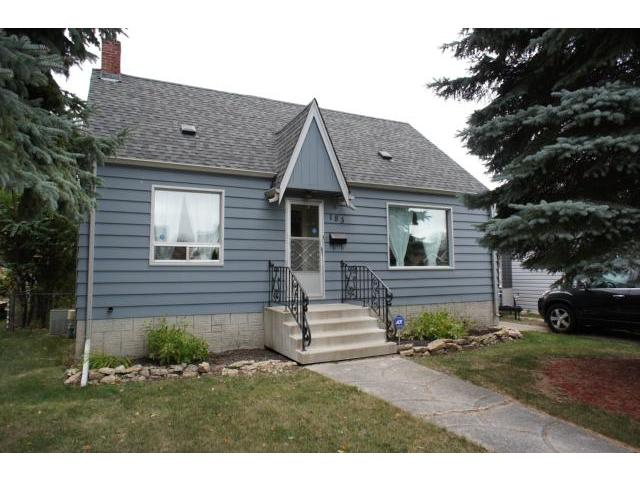 Main Photo: 183 Collegiate Street in WINNIPEG: St James Residential for sale (West Winnipeg)  : MLS®# 1120564