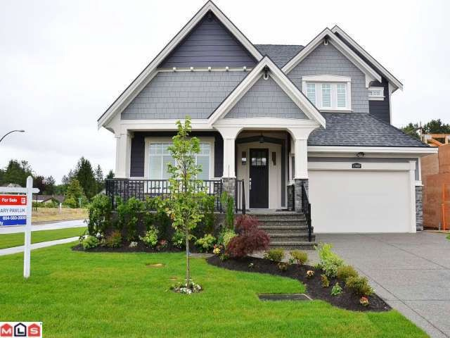 Main Photo: 17407 0B Avenue in Surrey: Pacific Douglas House for sale (South Surrey White Rock)  : MLS® # F1118108