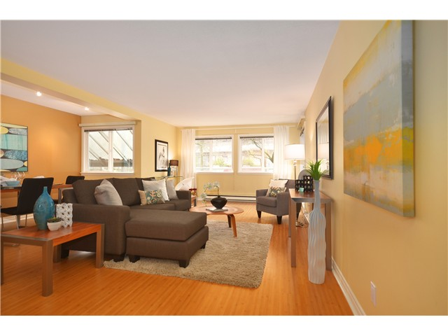Main Photo: 103 650 MOBERLY Road in Vancouver: False Creek Condo for sale (Vancouver West)  : MLS® # V995782