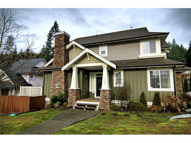 Main Photo: 126 Hawthorn Drive in : Heritage Woods PM House  (Port Moody)  : MLS® # V987362