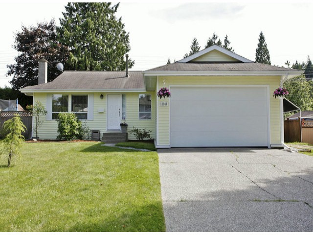 Main Photo: 14844 95A AV in Surrey: Fleetwood Tynehead House for sale : MLS(r) # F1313767