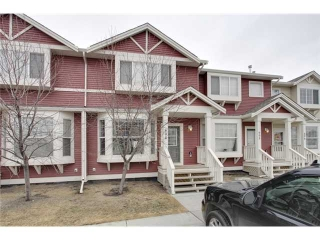 Main Photo: 604 703 LUXSTONE Square SW: Airdrie Townhouse for sale : MLS® # C3604902