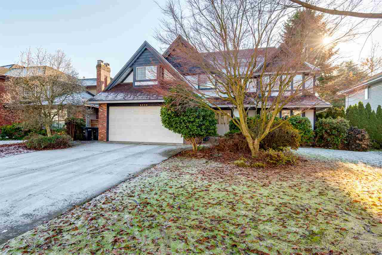 "Main Photo: 6828 GRANT Place in Burnaby: Sperling-Duthie House for sale in ""WESTRIDGE"" (Burnaby North)  : MLS® # R2018282"