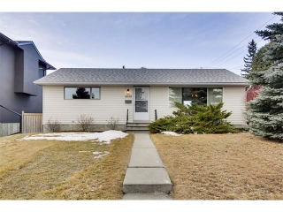 Main Photo: CANMORE RD NW in Calgary: Banff Trail House for sale