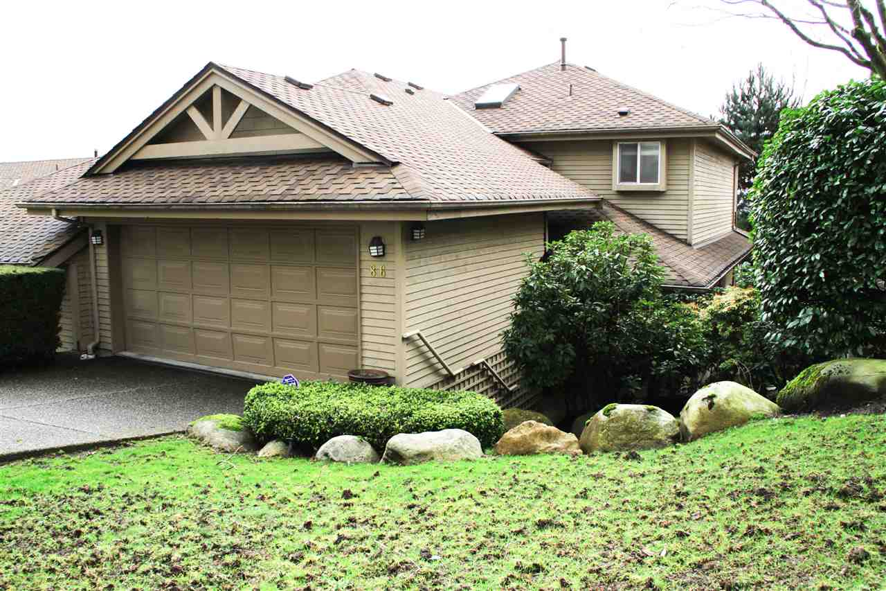 "Main Photo: 86 2979 PANORAMA Drive in Coquitlam: Westwood Plateau Townhouse for sale in ""DEERCREST"" : MLS(r) # R2046084"