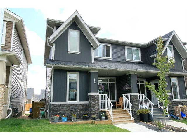 Main Photo: 118 FIRESIDE Bend: Cochrane House for sale : MLS® # C4066576