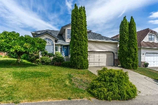 Main Photo: 2845 CROSSLEY Drive in Abbotsford: Abbotsford West House for sale : MLS® # R2077126