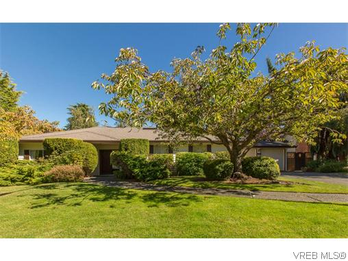 Main Photo: 829 Leota Place in VICTORIA: SE Cordova Bay Single Family Detached for sale (Saanich East)  : MLS® # 370125