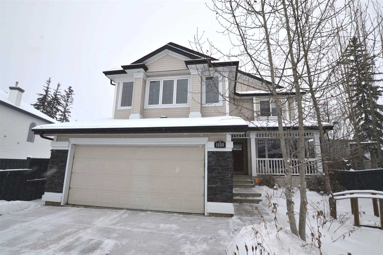 Main Photo: 1133 RUTHERFORD Close in Edmonton: Zone 55 House for sale : MLS(r) # E4047227