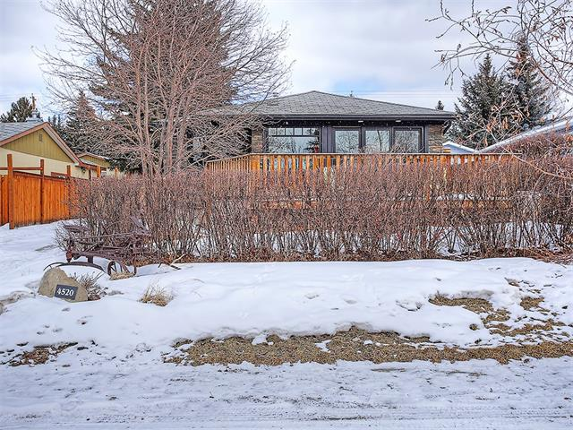 Main Photo: 4520 21 Avenue NW in Calgary: Montgomery House for sale : MLS(r) # C4102515