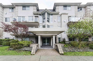 "Main Photo: 104 3128 FLINT Street in Port Coquitlam: Glenwood PQ Condo for sale in ""FRASER COURT TERRACE"" : MLS(r) # R2159805"