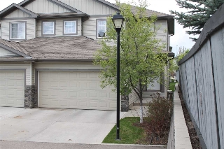 Main Photo:  in Edmonton: Zone 27 House Half Duplex for sale : MLS(r) # E4061519
